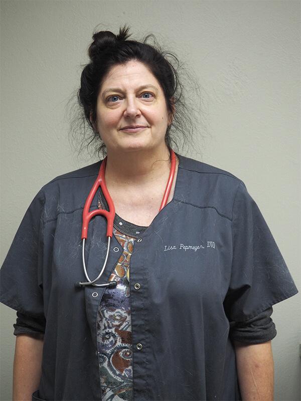 Dr. Lisa Pepmeyer