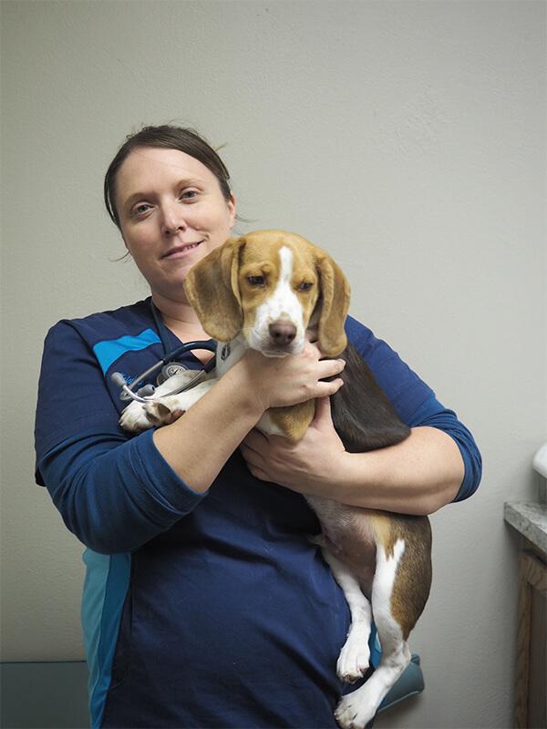 Kristina, Head Nurse (CVT)