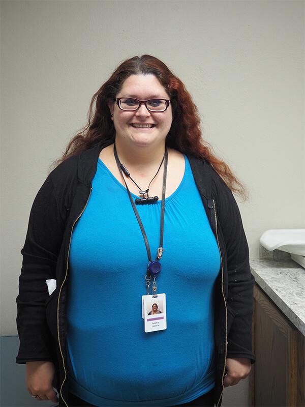 Tabitha, Co manager of Social media